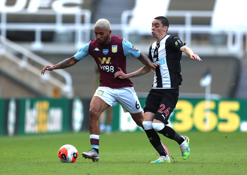 Aston Villa midfielder being tracked by former club and ...