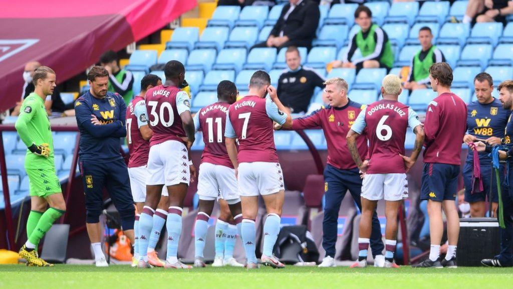 Leander Dendoncker Strike Helps Wolverhampton Wanderers Beat Aston Villa