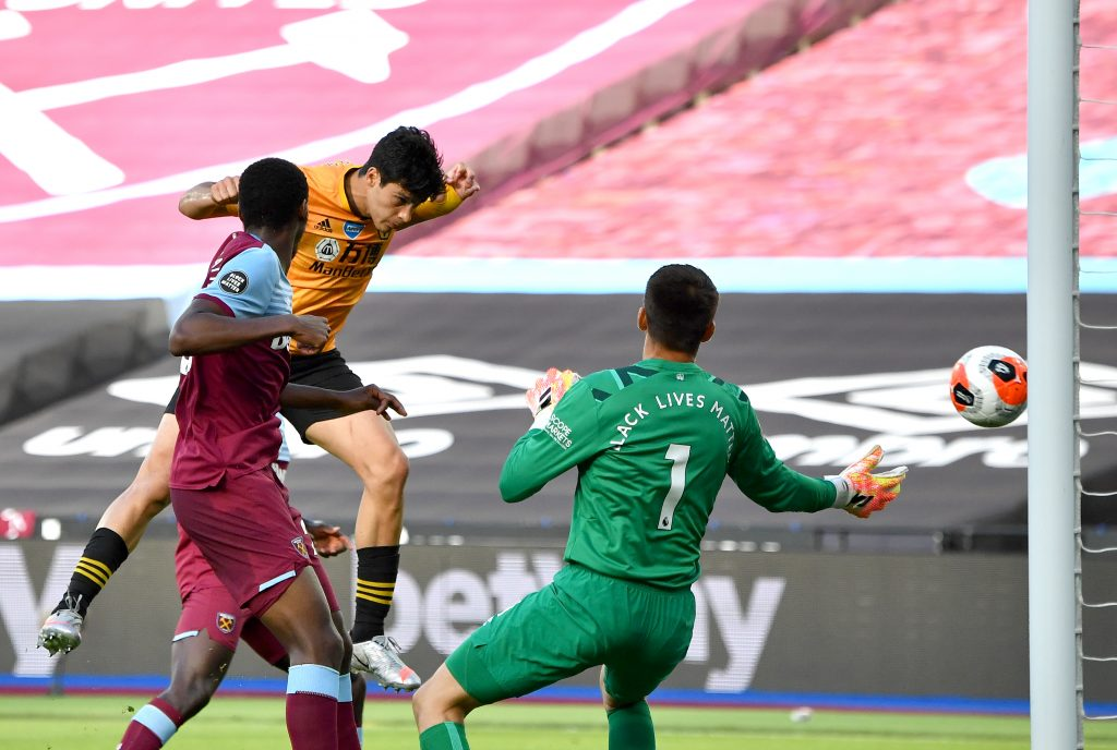 West Ham United vs. Wolverhampton Wanderers - Football Match Report
