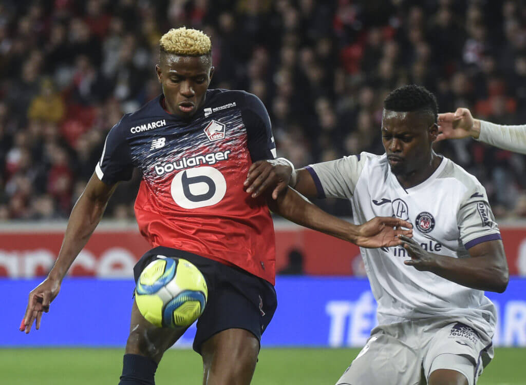 Tottenham Target Victor Osimhen All Set To Complete Napoli Transfer Within The Next 48 Hours Sportslens Com