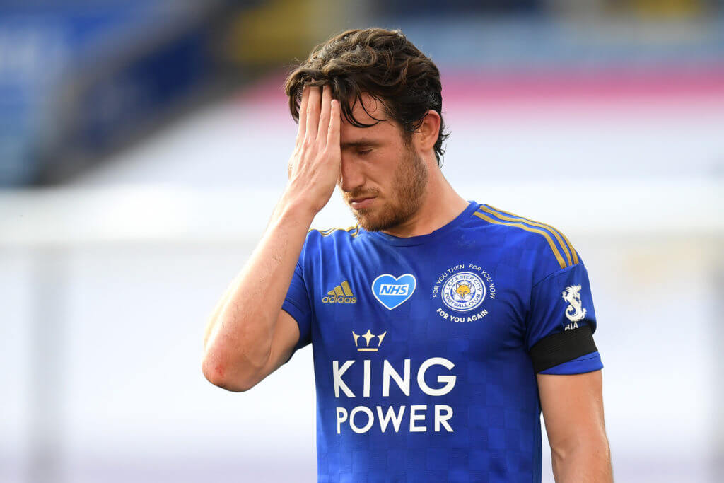 Manchester United leading the race to sign Ben Chilwell
