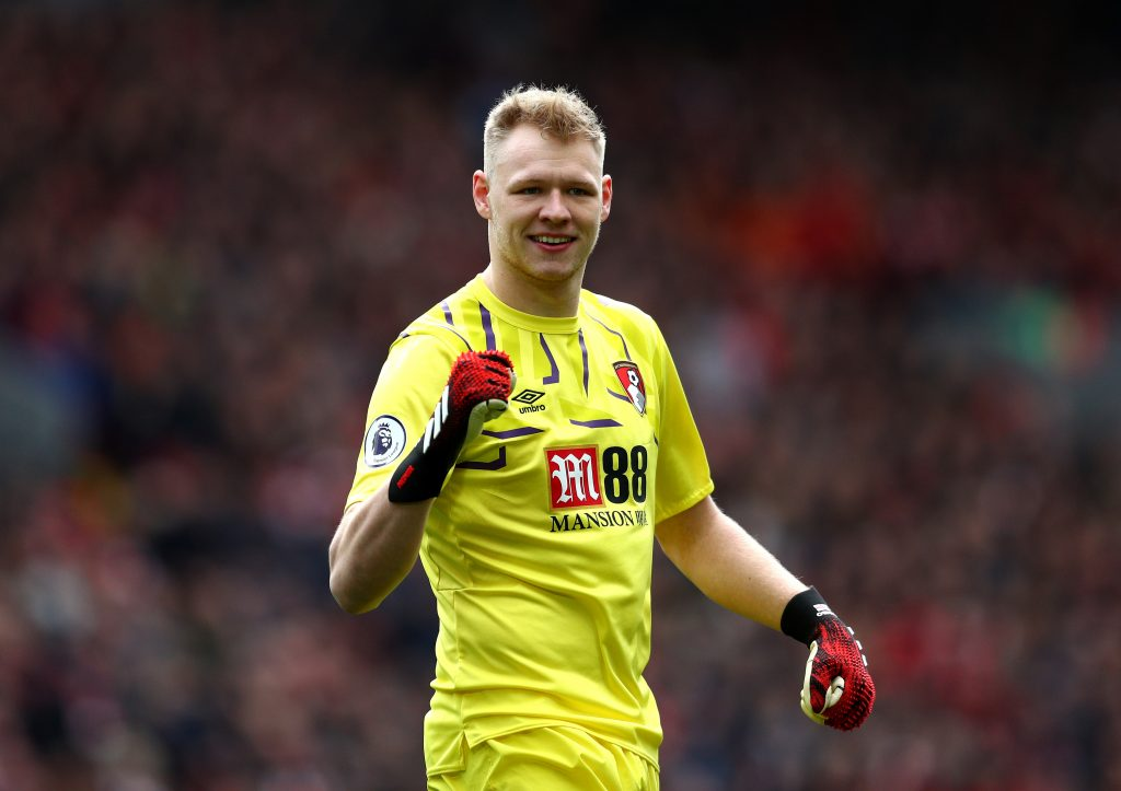 Bournemouth accept £18.5m bid from Sheffield United for Aaron Ramsdale