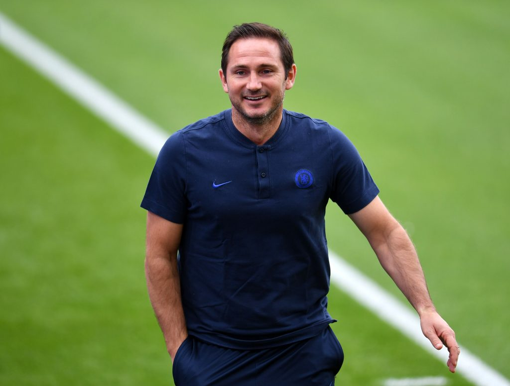 Lampard insists he never wanted Chelsea to become 'an academy club'