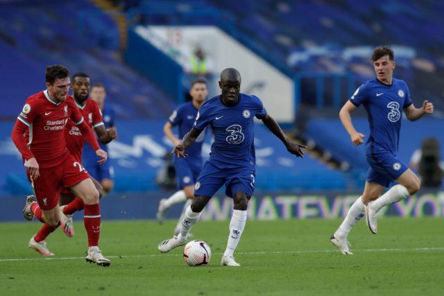 Report: Manchester United eye move for Chelsea midfielder N'Golo Kante - Sportslens.com
