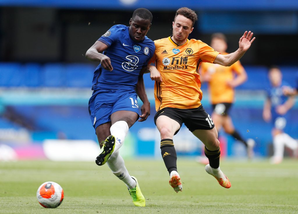 Liverpool interested in signing Wolves forward Diogo Jota