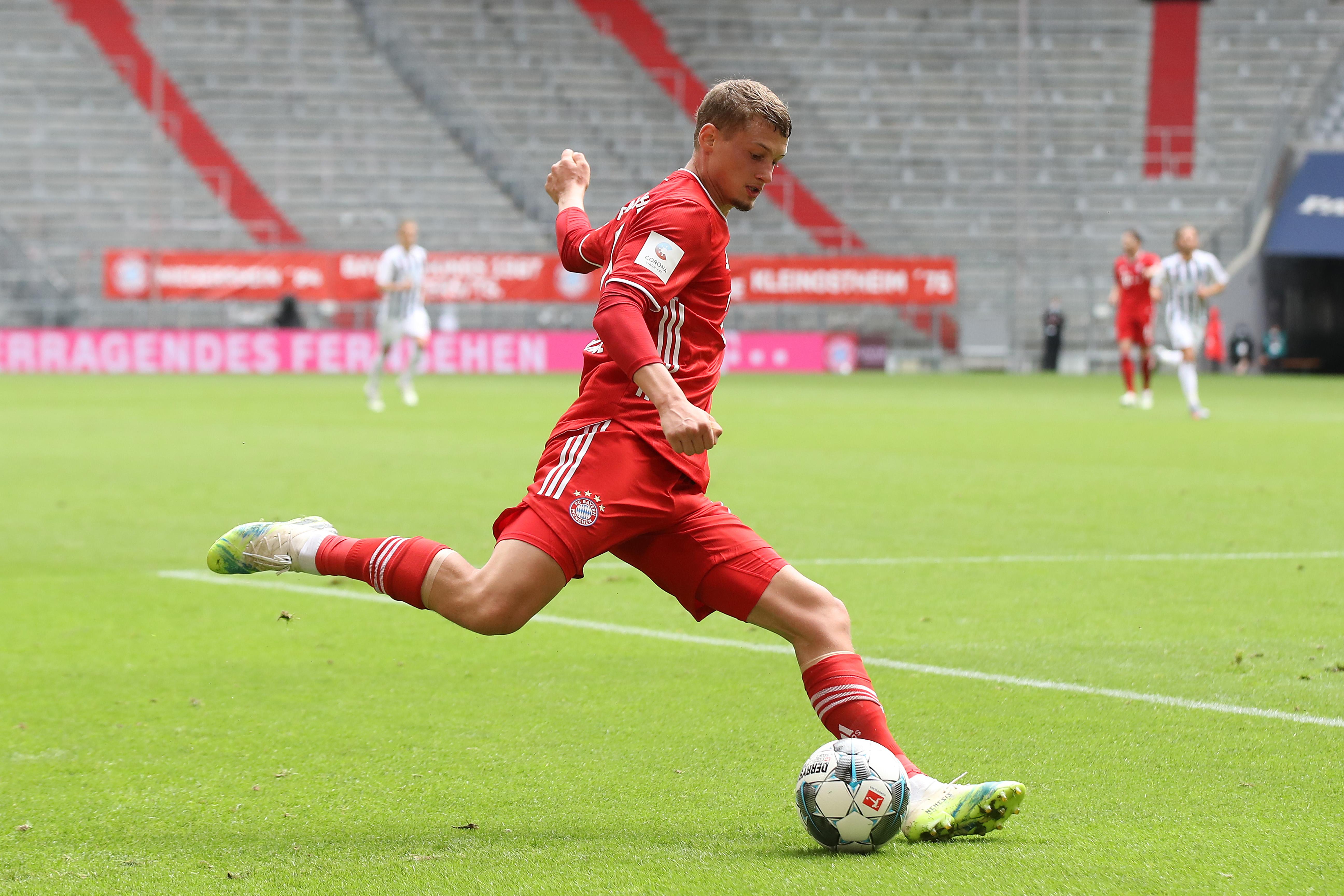 Fc-bayern-muenchen-v-sport-club-freiburg-bundesliga