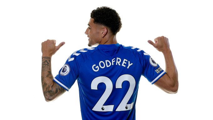 Everton Sign Ben Godfrey