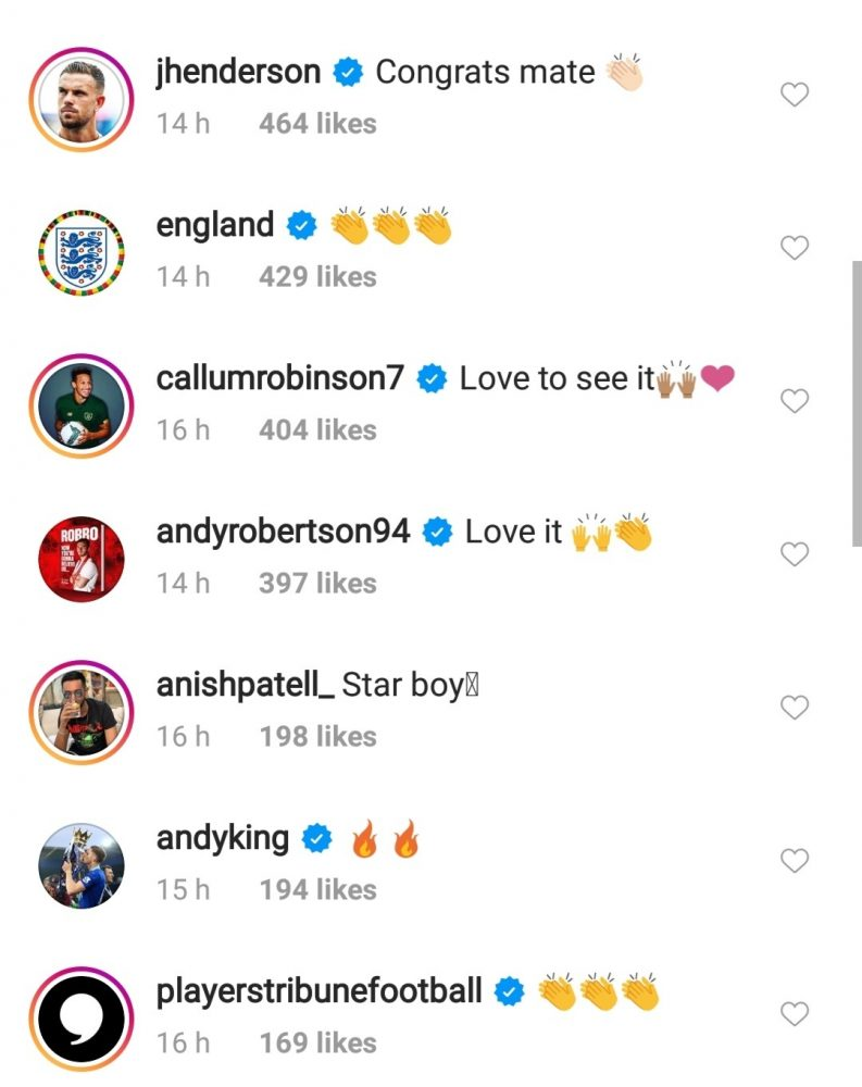 IMG 20201004 075646 - 'Love it' - Andy Robertson reacts to what £50m Chelsea man did against Palace