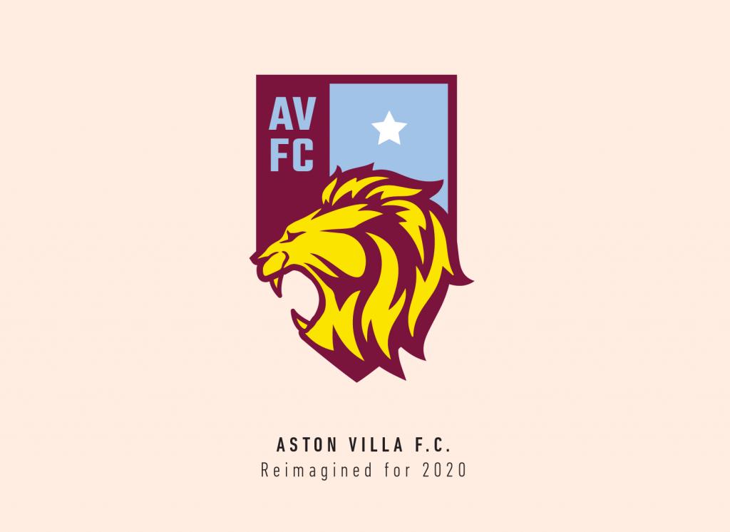 The Aston Villa Crest Reimagined Sportslens Com