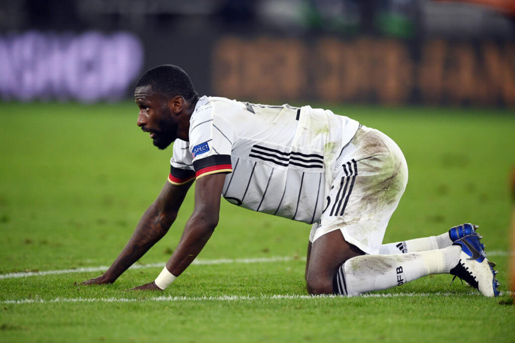 Germany coach Low: Rudiger tried everything to leave Chelsea