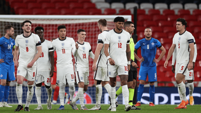 england national team - England's UEFA Nations League Review: Really, Really Underwhelming
