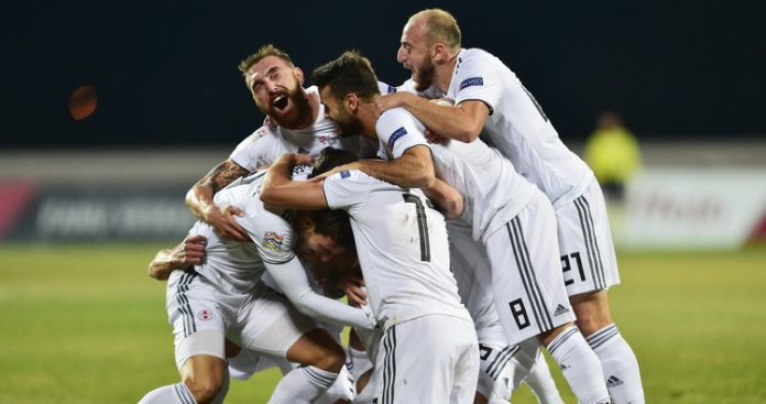 georgia latvia nl cover - Why the UEFA Nations League Matters