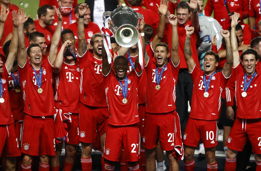 paris saint germain v bayern munich uefa champions league final 1024x671 - David Alaba the focus as Real Madrid and Paris Saint-Germain look to bolster their defence
