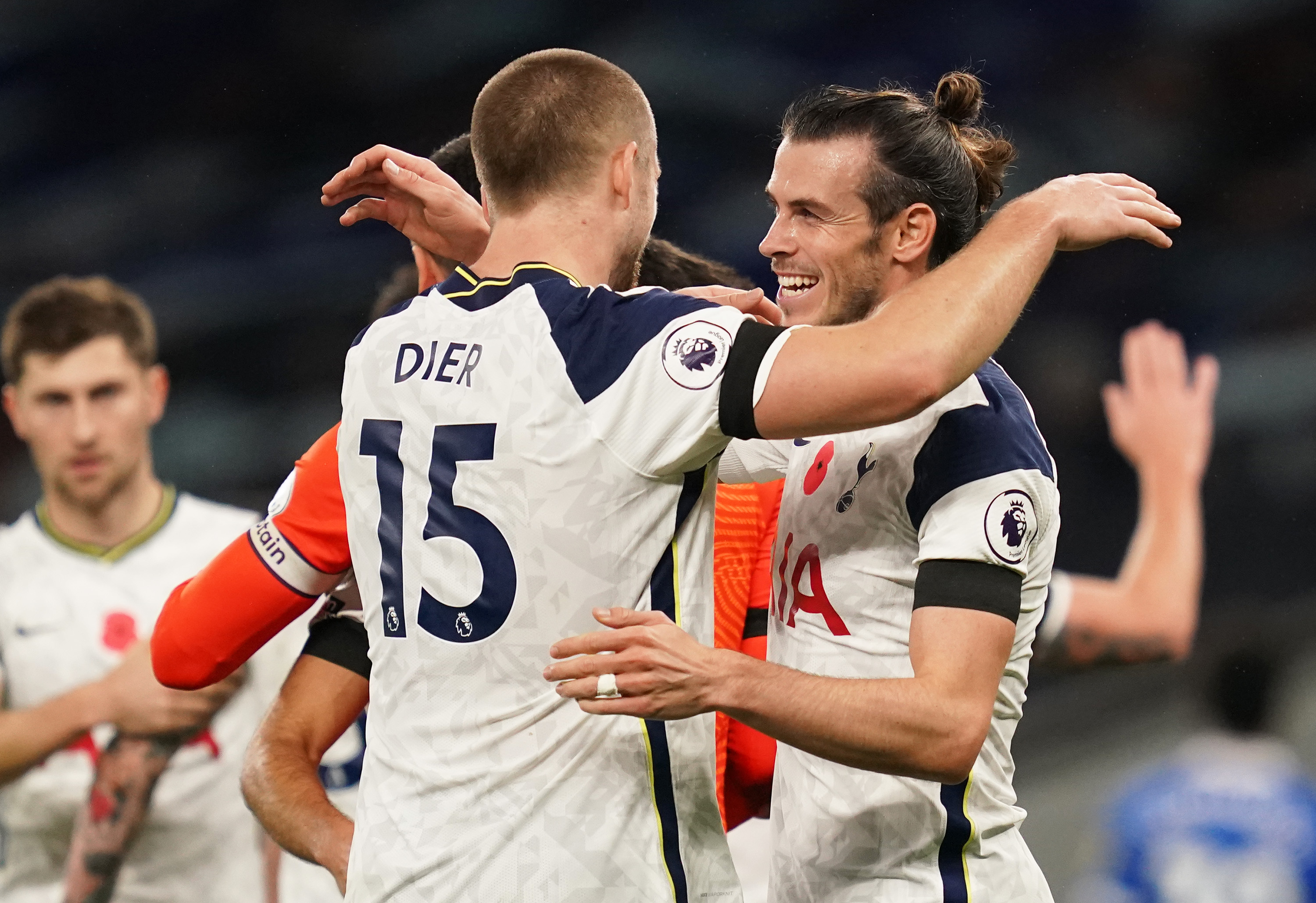 tottenham hotspur v brighton and hove albion premier league - Harry Kane believes Tottenham can win the Premier League