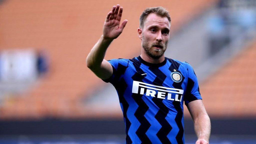 Eriksen Inter 1024x576 - Inter Milan Linked With Move For Edin Dzeko