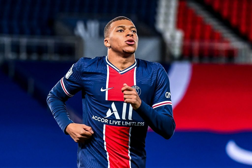 Real Madrid and Barcelona want Kylian Mbappe of Paris Saint-Germain