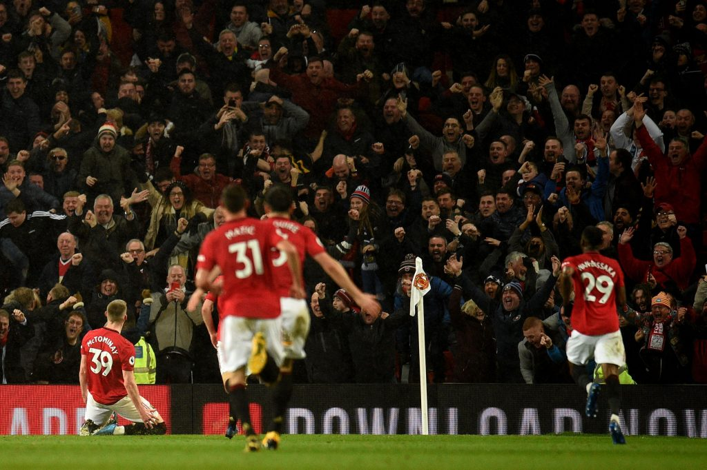 Man Utd Man City