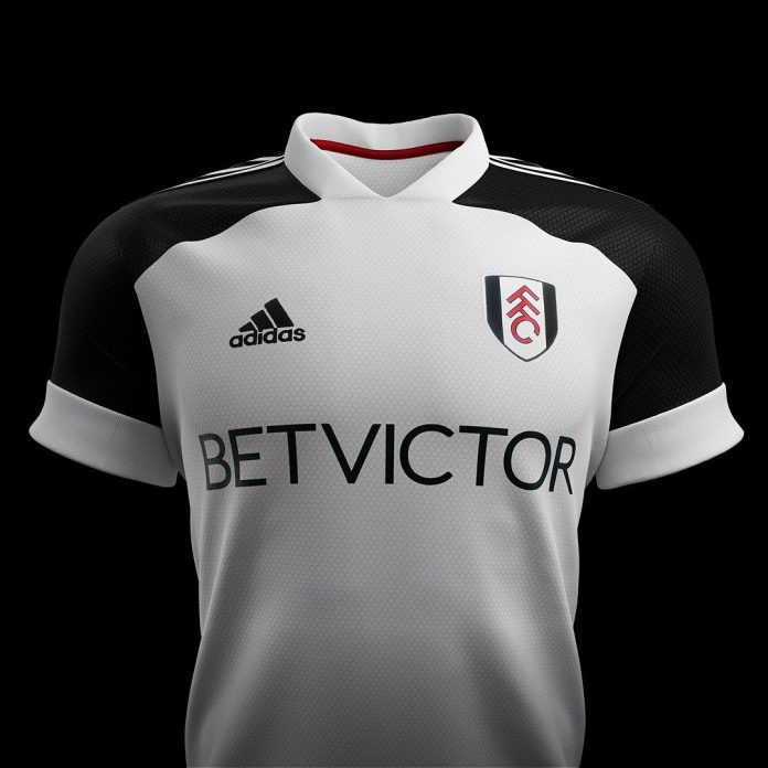 Fulham 2020/21 Home, Away and Third Kits   Sportslens.com
