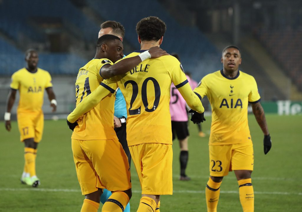 Tottenham Into League Cup Semis With 3-1 Win At Stoke