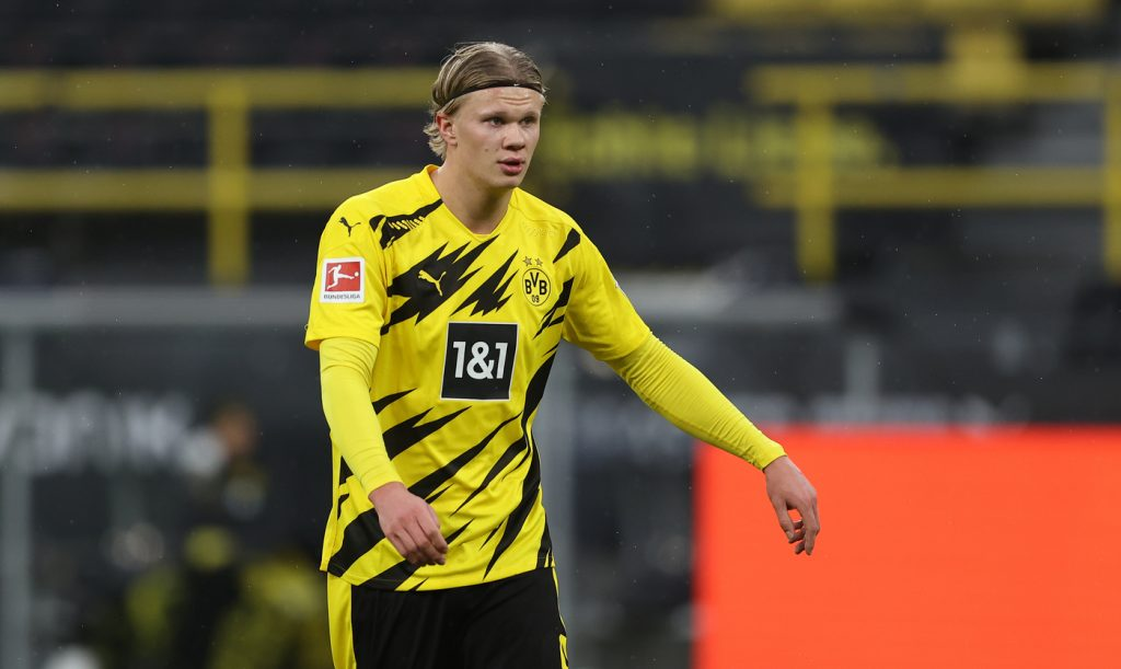 Chelsea prepared to break transfer record to win race for Erling Haaland