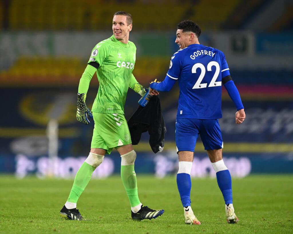 Carlo Ancelotti raves about Everton defender Ben Godfrey | Sportslens.com