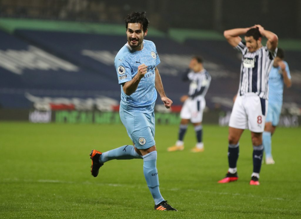 City restore 3-point EPL lead