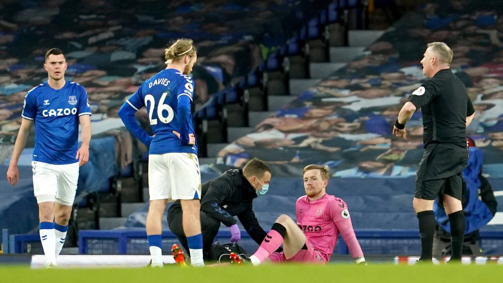 Jordan Pickford to miss World Cup qualifiers due to injury | Sportslens.com
