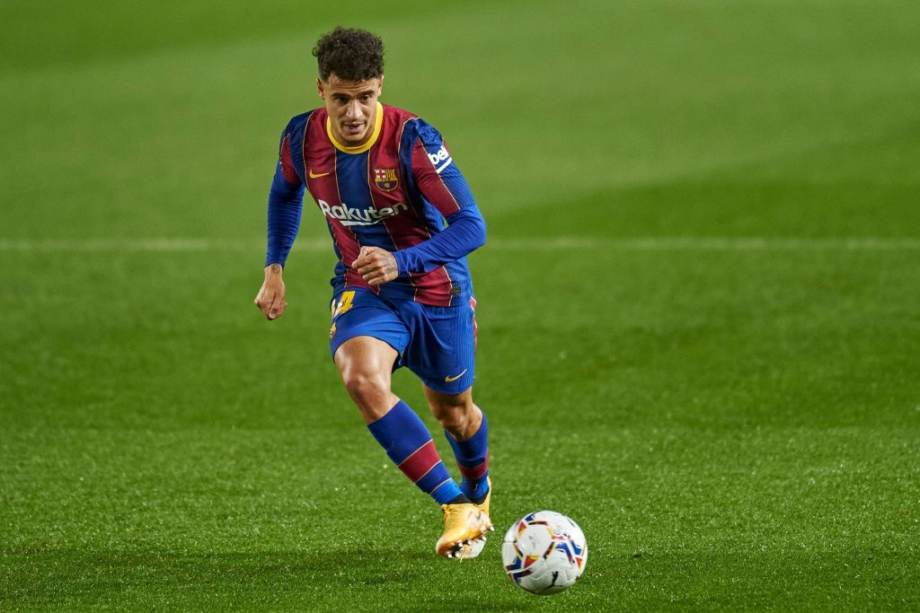 Harga nama Barcelona untuk Philippe Coutinho