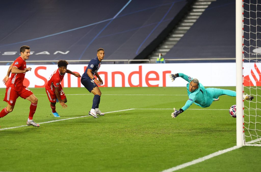 Robert Lewandowski exclu du choc du PSG sur blessure - Ligue des Champions