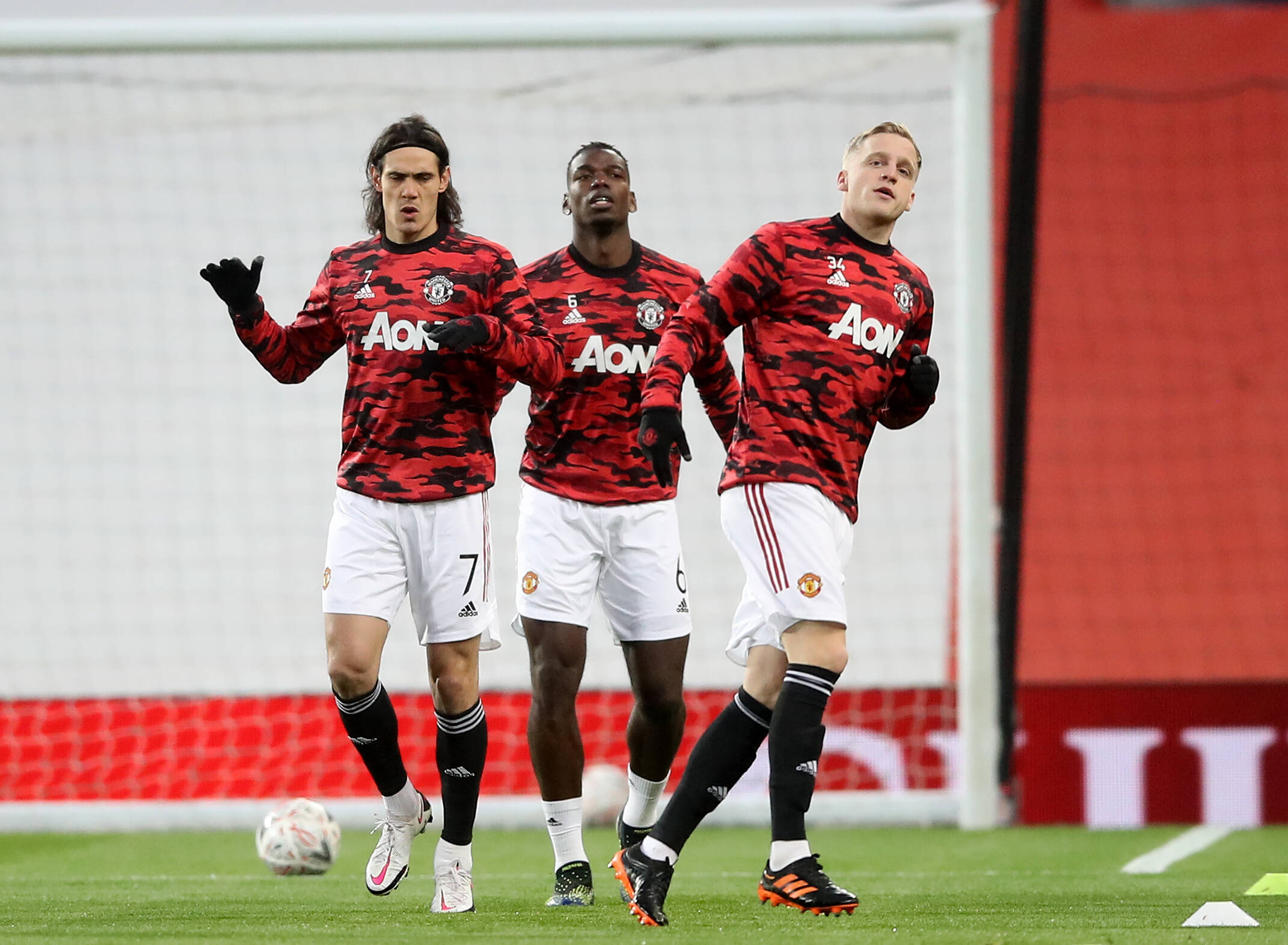 Manchester United accède aux demi-finales de la Ligue Europa avec une victoire totale de 4-0 sur Grenade - League Europa