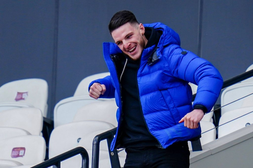 Chelsea could offer West Ham United choice of three players to sign Declan Rice