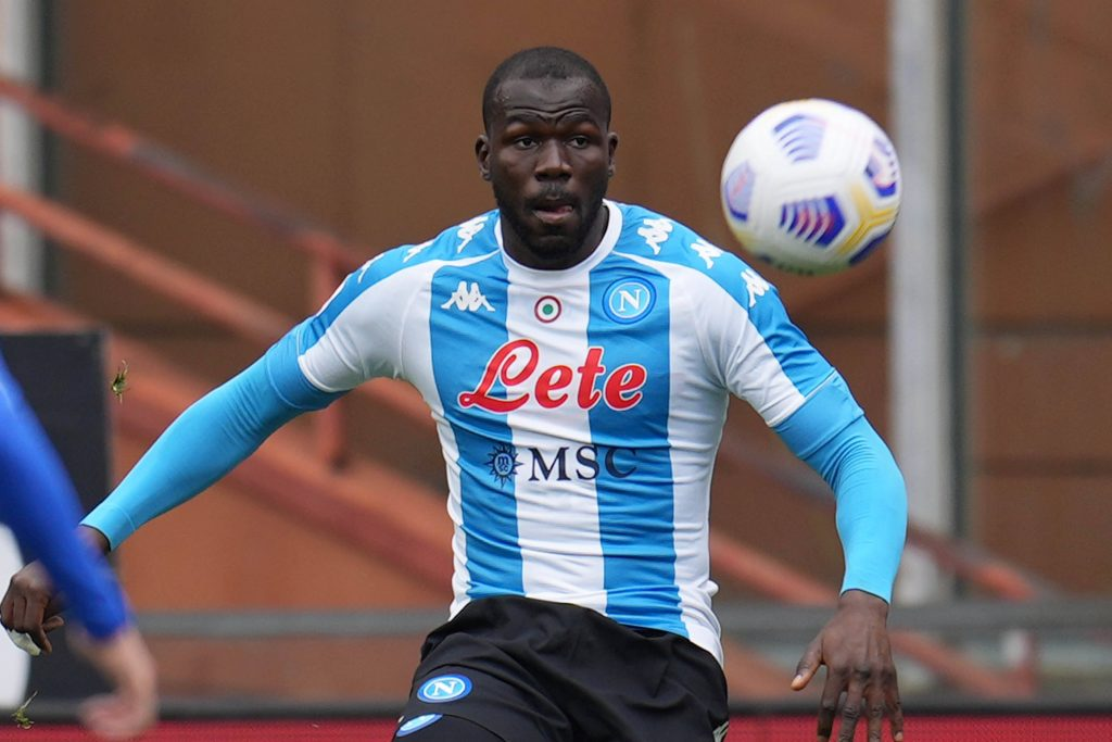 Napoli star could move to Everton in swap deal for defender