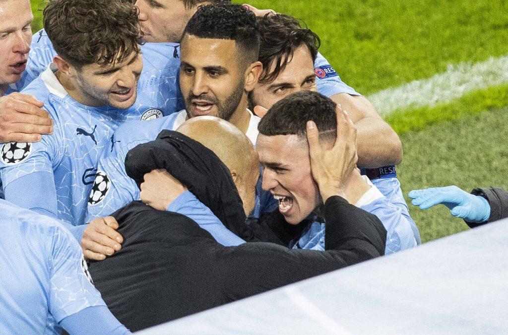 Manchester City survit à la peur de Dortmund pour organiser une confrontation en demi-finale contre le PSG - Ligue des Champions