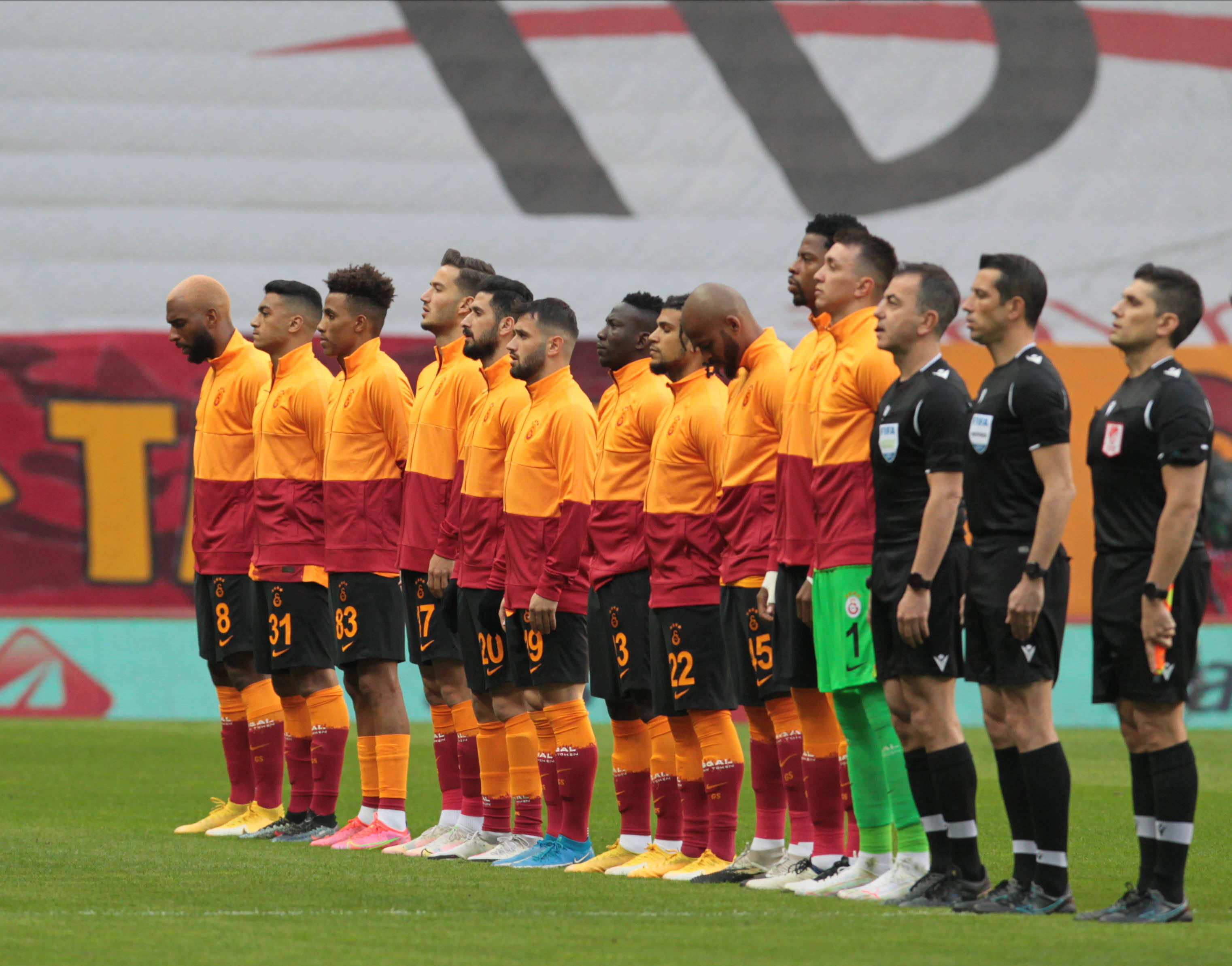 Galatasaray-players
