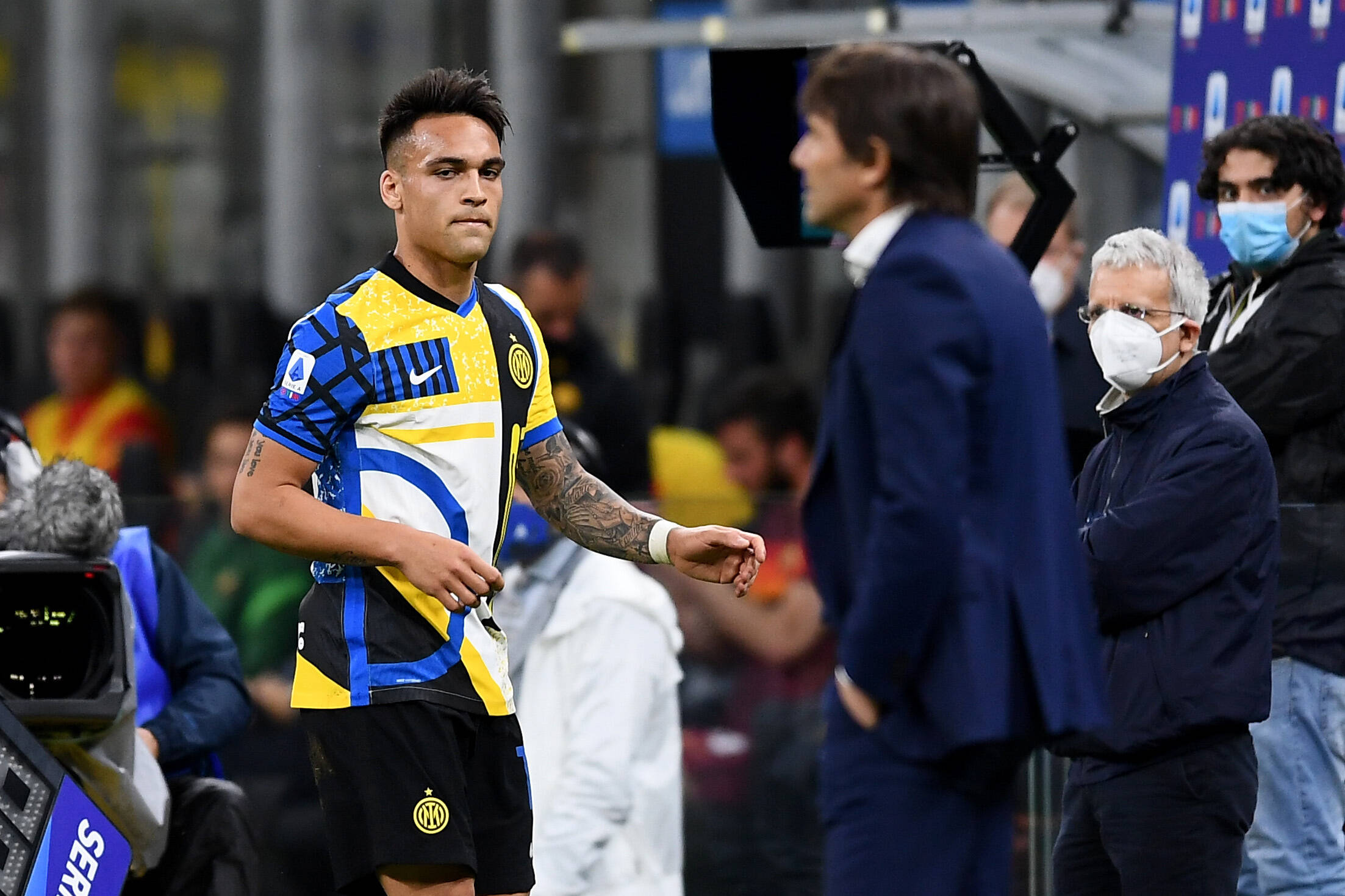 Liverpool and Manchester City keeping tabs on Inter Milan forward Lautaro  Martinez   Sportslens.com