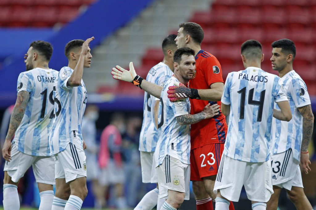 Argentina vs Paraguay - Copa America 2021 Preview, Head To Head, Players to  Watch & Predicted Line-ups | Sportslens.com