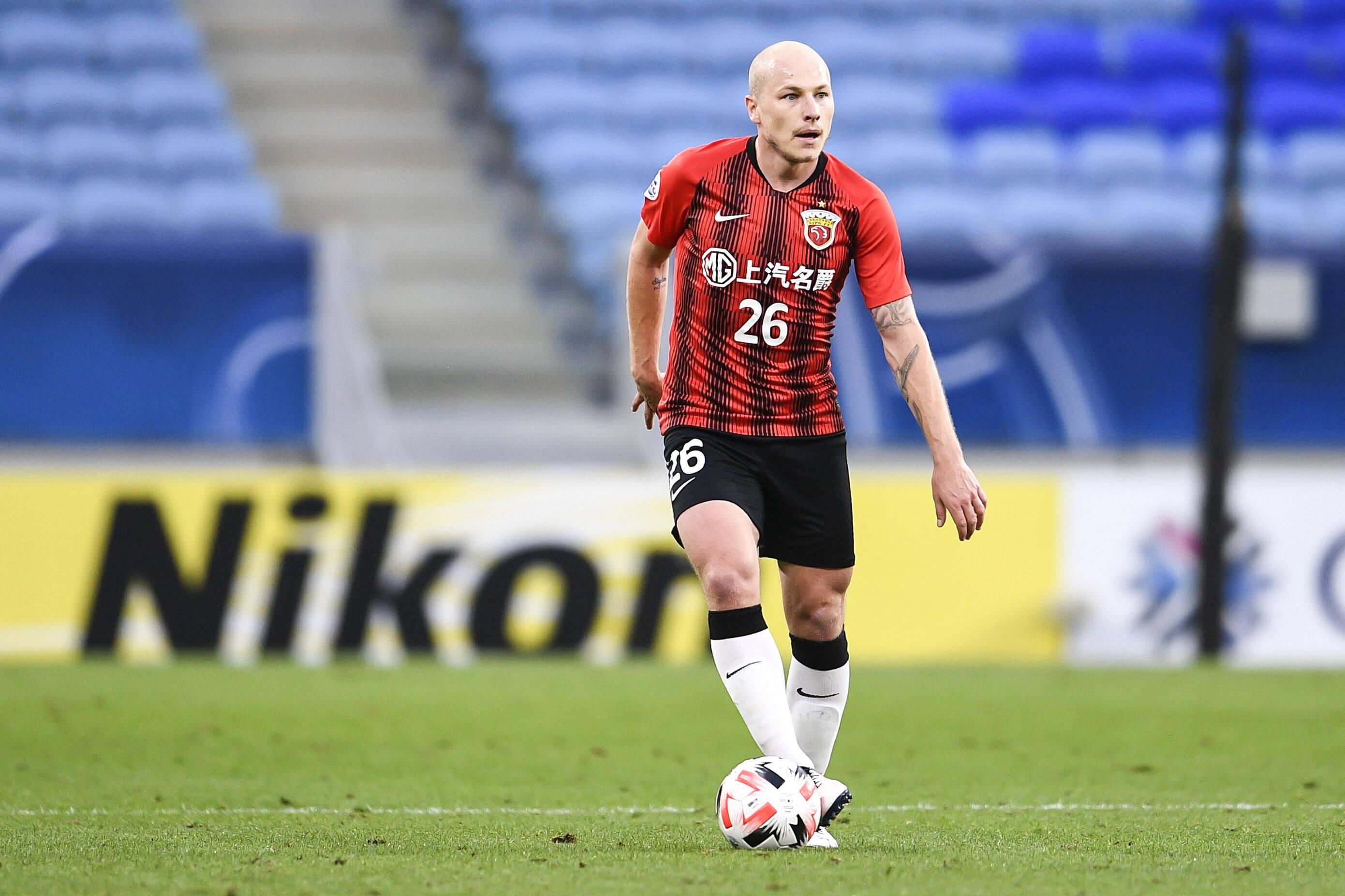 Shanghai Port midfielder Aaron Mooy on Celtic radar | Sportslens.com