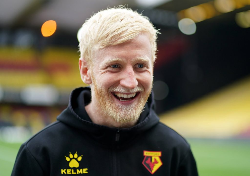 Crystal Palace eyeing deal for Watford midfielder Will Hughes    Sportslens.com