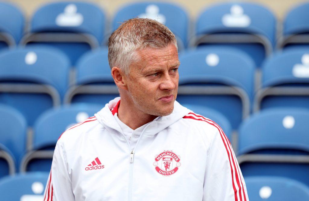 El técnico del Manchester United defiende la decisión de bancar a Cristiano Ronaldo en el empate 1-1 ante el Everton