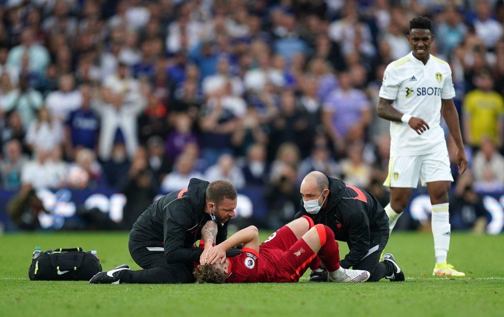 Harvey Elliott injury update