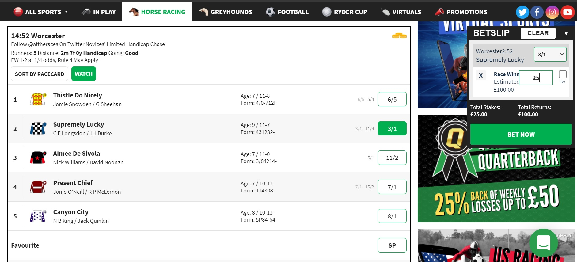 NAP of the Day for 24 September