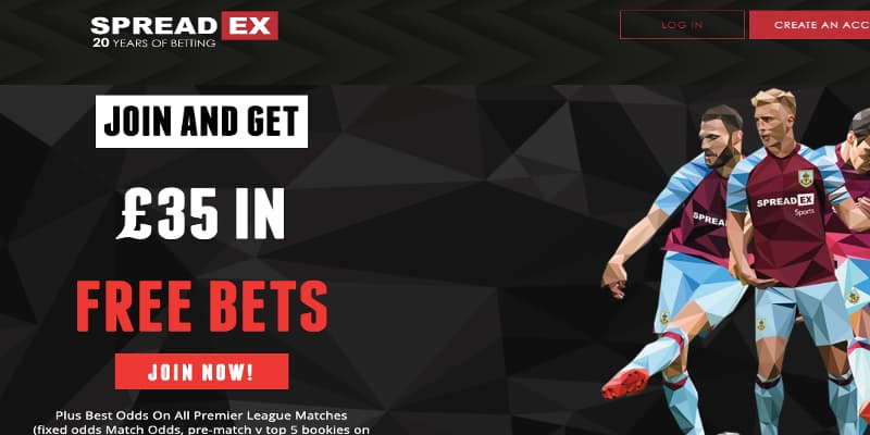 Spreadex free bets offer