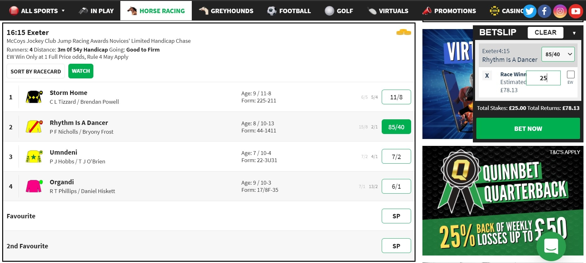 NAP of the Day for 7 October